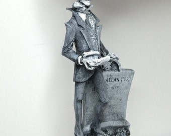 Edgar Allan Poe Ornament
