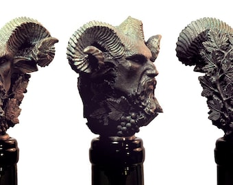 Silenus the Satyr Winestopper