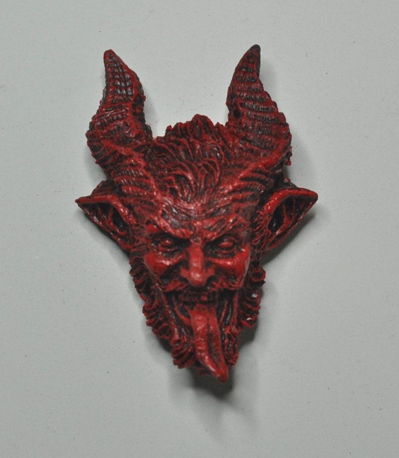 Krampus Magnet image 0