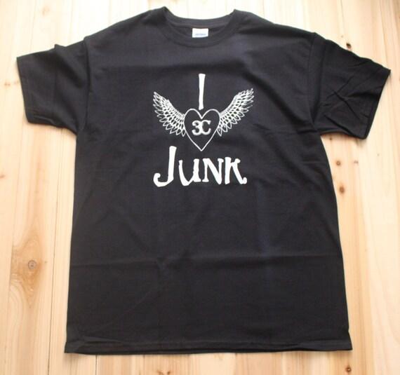 I <3 Junk T-Shirt