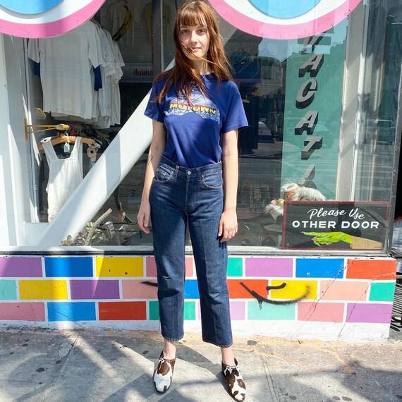 Vintage 60s Redline Big E Levis 501 Jeans!
