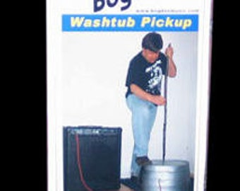 Washtub Bass Pickup