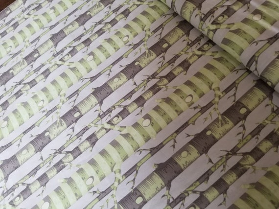 Forest Stripe Sorbet by Tula Pink OOP Bumble cotton fabric