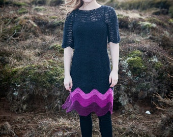 Icelandic Wool Dress