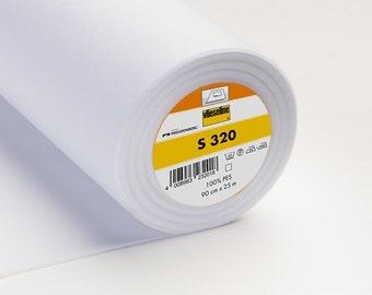 9.50 EUR / meter ironing insert S320