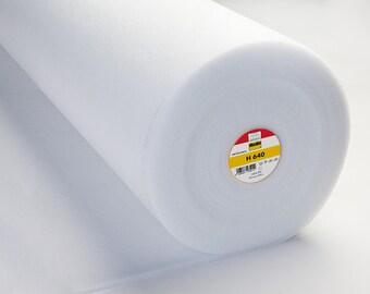 11.90 EUR / meter volume fleece H640 white
