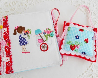 Cottage Garden Sewing Kit