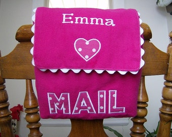 Personalized Valentines Chair Backer Mailbox