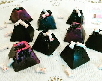 Mini pyramids