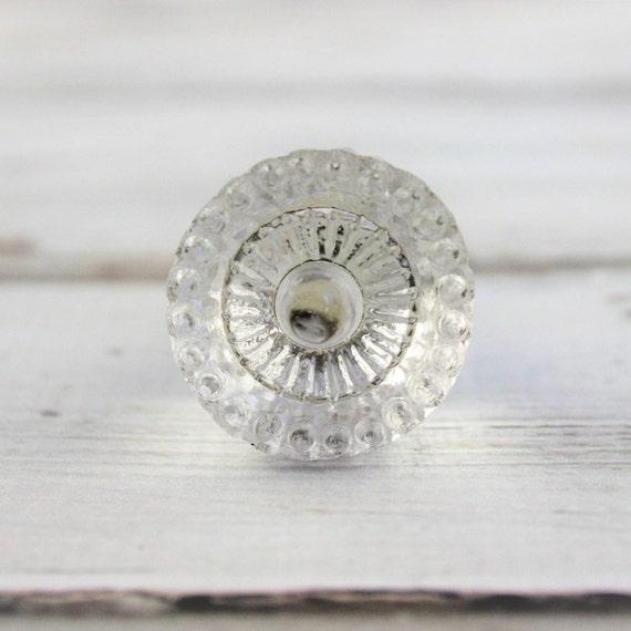 Glass Cabinet Knobs For Image Glass Drawer Knobs Geometric Dresser Etsy