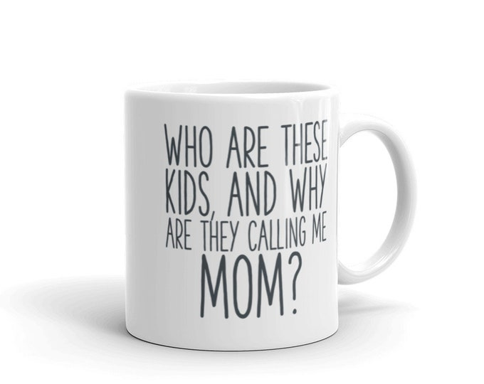 Featured listing image: Mother's Day Gift, Gift for Mom, Funny Mother's Day Mug, Novelty, Funny, Birthday Gift Mom, Mom Gift, Funny Mom Gift, Mother's Day, Mug, Fun