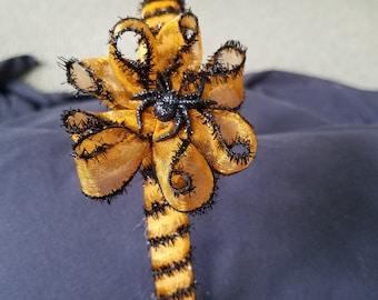 Sparkle Spider Halloween Headband