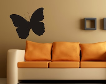 Butterfly wall decal