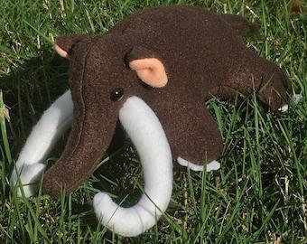 Columbian Mammoth Plush