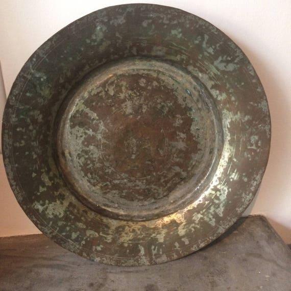 Antique Gold Mining Pan