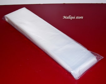 1,000 CLEAR 6 x 12 POLY BAGS PLASTIC LAY FLAT OPEN TOP PACKING ULINE BEST 1 MIL