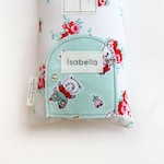 Personalize Your Tooth Fairy Pillow, Add a Name, Customize, Apple White Tooth Fairy Pillow, Add a Name to Your Oder