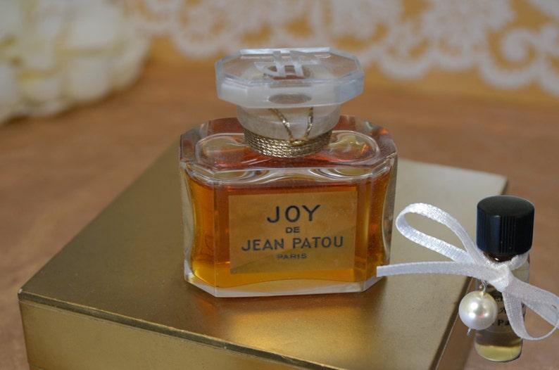 Authentic Vintage Perfume JOY PARFUM  Pure Perfume .25 ml image 0