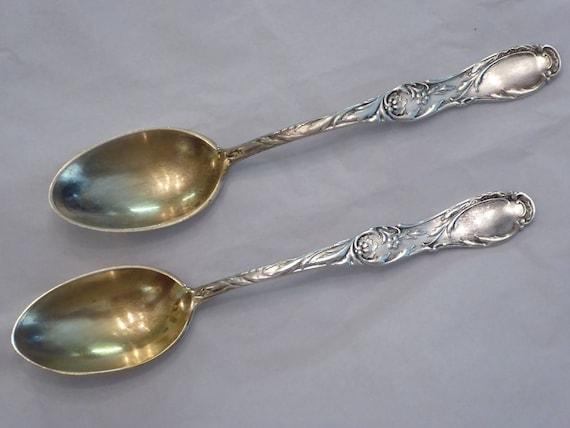 S Verona silverplate  rogers Demi Demitasse Coffee Spoon