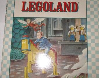 Vintage Adventure in Legoland by Carol Matas