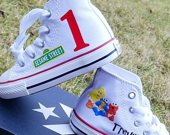 6d73f2a49404 Sesame Street Shoes