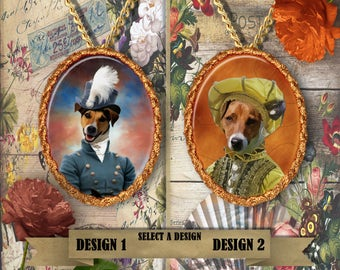 Jack Russell Terrier Jewelry Jack Russell Jewelry Parson Russell Terrier Jack Russell Pendant Jack Russell Charm Custom Dog Jewelry