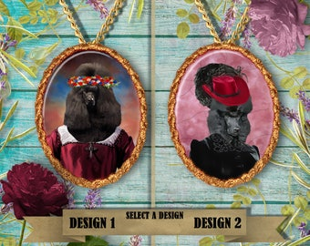 Standard Poodle Jewelry by Nobility Dogs