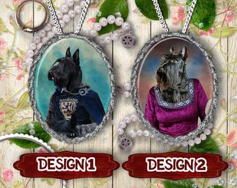 Scottish Terrier Jewelry Handmade Gifts by Nobility Dogs