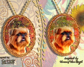 Brussels Griffon Jewelry By Nobility Dogs