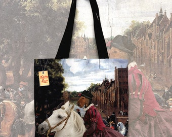 Welsh Terrier Art Tote Bag  by Nobility Dogs Arts