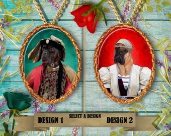 Cane Corso Jewelry Handmade Gifts by Nobility Dogs
