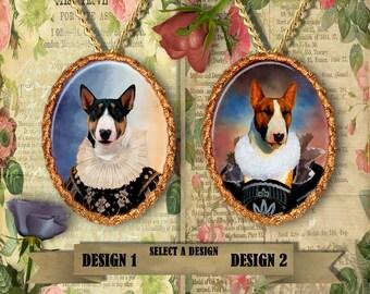 English Bull Terrier Jewelry Bull Terrier Pendant Bull Terrier Gift Bull Terrier Charm Bull Terrier Lover Custom Dog Jewelry Nobility Dogs