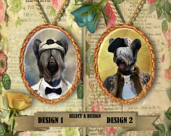 Skye Terrier Jewelry Handmade Gifts by Nobility Dogs