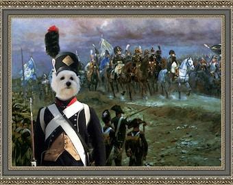 West Highland White Terrier Art Westie Dog Print