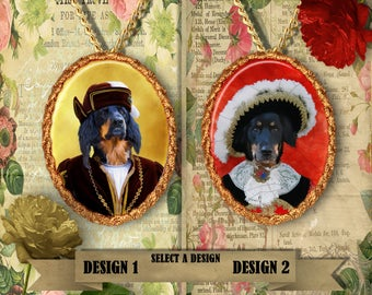 Hovawart Jewelry Handmade Gifts by Nobility Dogs