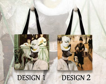 Peruvian Hairless Tote Bag   Personalized Tote Bag   by Nobility Dogs Arts
