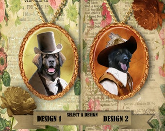 Leonberger Jewelry Handmade Nobility Dogs