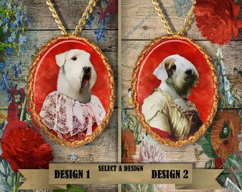 Sealyham Terrier Jewelry Handmade Gifts by Nobility Dogs
