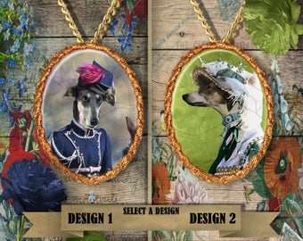 Chart Polski Polish Greyhound Jewelry Handmade Gifts by Nobility Dogs