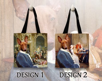 Tote Bags NOBILITYDOGS