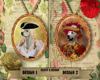 Golden Retriever Jewelry Handmade Gifts by Nobility Dogs