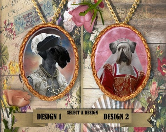 Cesky Terrier Jewelry Handmade Gifts by Nobility Dogs