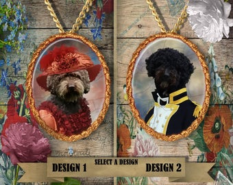 Spanish Water Dog Jewelry Handmade Gifts by Nobility Dogs
