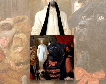 Cane Corso Tote Bag   by Nobility Dogs Arts
