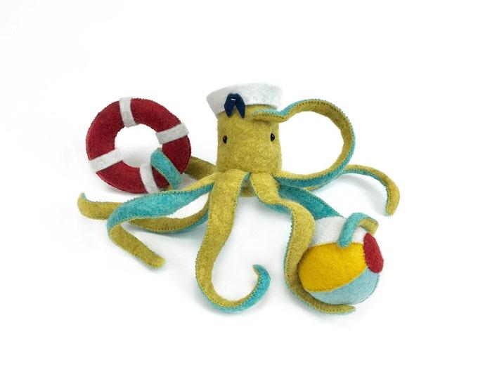 Ellie Octopus PDF pattern