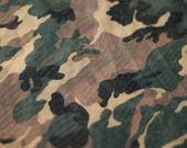 5 yards Camo classic Nylon SPandex dance swimsuits 4 way stretch 58 quot wide Sportswear Athletic yoga pants
