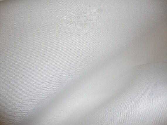 tissu ext rieur blanc toile 600 deniers imperm able 60 etsy. Black Bedroom Furniture Sets. Home Design Ideas