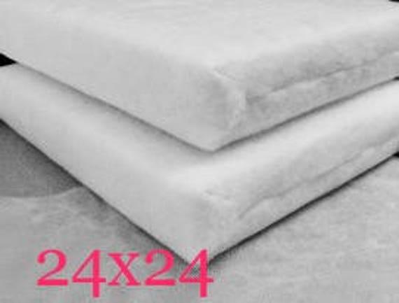 BazaarImports CertiPUR-US Certified Charcoal Rubber Foam Sheet Cushion