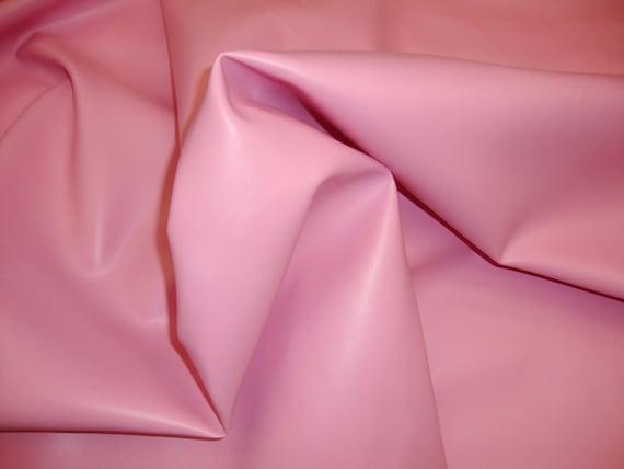 Vinyl Leather Faux Pink Soft Skin Faux Vinyl Etsy
