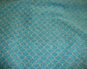 """Chenille Marina Sarah  Upholstery Drapery fabric by the yard 57"""" Wide"""